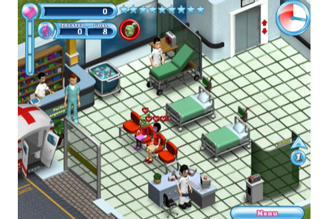 Hysteria Hospital: Emergency Ward Review (Wii) | Nintendo Life