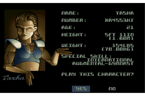 Download Impossible Mission 2025 (Amiga) - My Abandonware