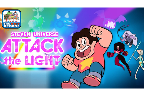 Steven Universe: Attack The Light - Return The Light ...