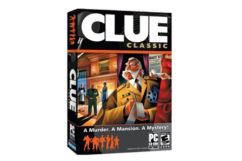 Clue Classic PC Game - Newegg.com