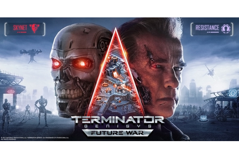 Plarium brings Skynet upon us with Terminator Genisys ...