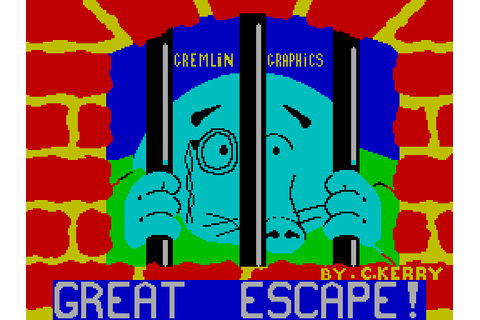 Monty is Innocent (1985) by Gremlin Graphics ZX Spectrum game