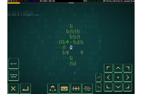 'Caves of Qud' Roguelike from 'Sproggiwood' Developers ...