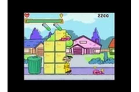 Ed, Edd 'n Eddy: Scam of the Century Nintendo DS - YouTube