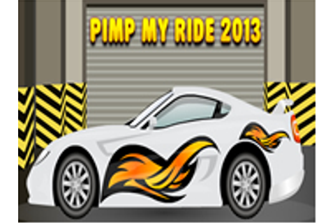 Pimp My Ride Games - Play Pimp My Ride Online Games