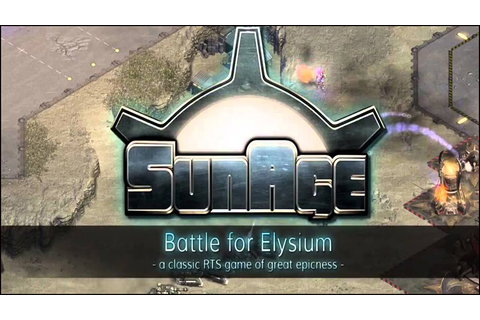 SunAge: Battle for Elysium (Remastered) - Free Full ...