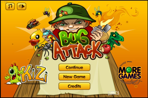 Bug Attack Hacked (Cheats) - Hacked Free Games