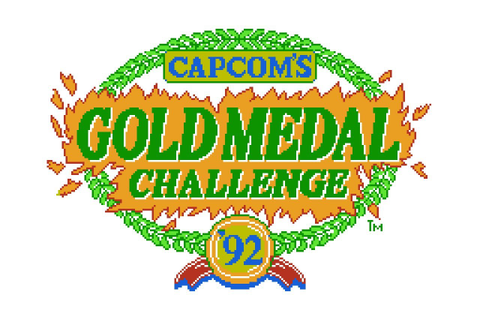 Capcom's Gold Medal Challenge '92 - NES Gameplay - YouTube