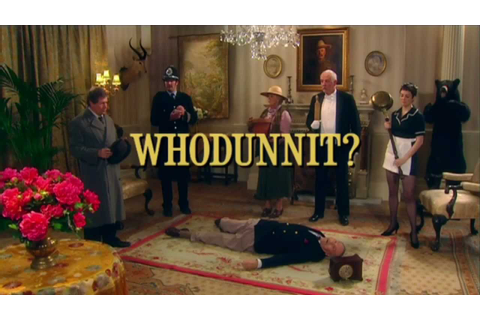 Test Your Awareness Whodunnit - YouTube