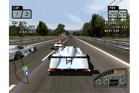 Le Mans 24 Hours Download (2002 Simulation Game)