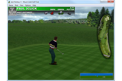 Jack Nicklaus 5 Demo Download