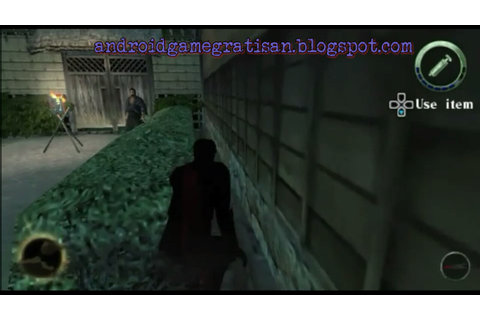 Tenchu Shadow Assassin iso | REVIEW DAN DOWNLOAD GAME ANDROID