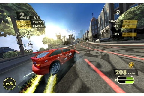 Need for Speed Nitro Game - Free Download Full Version For PC