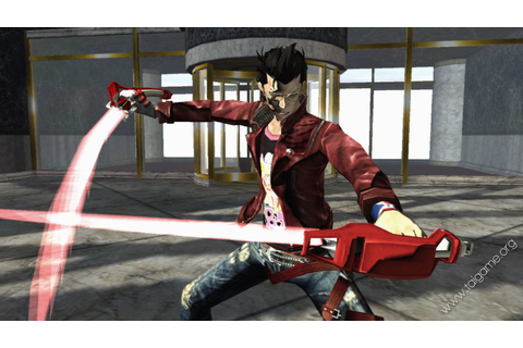 No More Heroes 2: Desperate Struggle - Tai game | Download ...