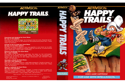 Happy Trails (1983) (Activision) - Arcade Punks
