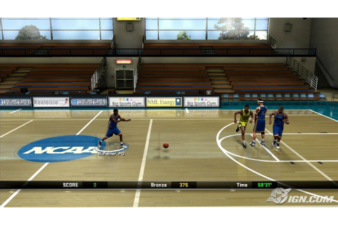 College Hoops 2K8 Screenshots, Pictures, Wallpapers - Xbox ...