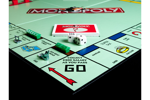 Monopoly | Monopoly board game PERMISSION TO USE: Please ...