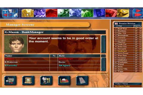 Player Manager 2000 Download | GameFabrique