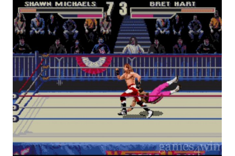 WWF Wrestlemania Arcade Game. Download and Play WWF ...