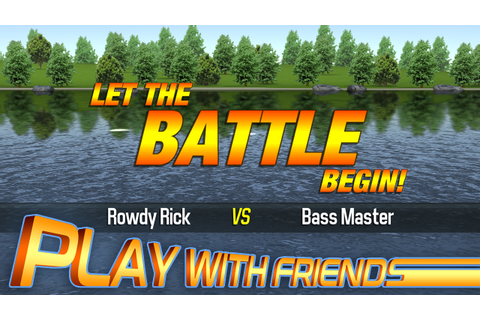 Master Bass Angler: Free Fishing Game - Android Apps on ...