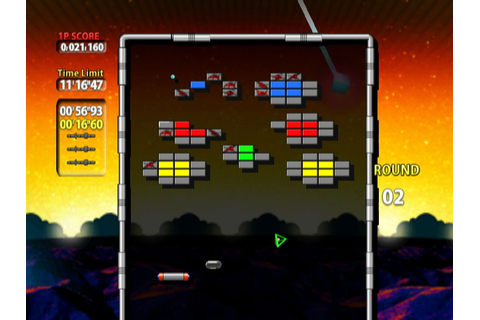 Arkanoid Plus! (WiiWare) Details, Screens - Pure Nintendo
