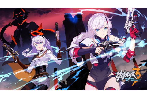 Honkai Impact 3rd Wallpapers - Wallpaper Cave