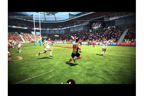 This Aussie Made Rugby League Game Actually Looks Really ...