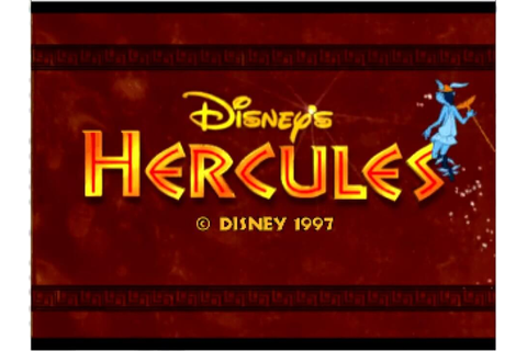 Download Disney's Hercules (Windows) - My Abandonware