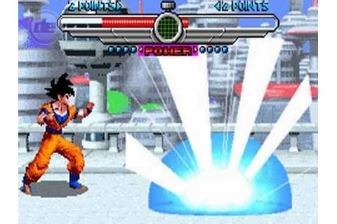 CGRundertow DRAGON BALL Z: TAIKETSU for Game Boy Advance ...