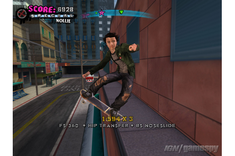 Tony Hawk's American Wasteland Screenshots, Pictures ...