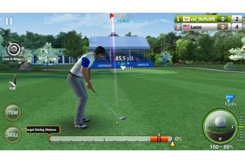 Top 5 Mobile Golf games on IOS and Android - Bestapptrailers