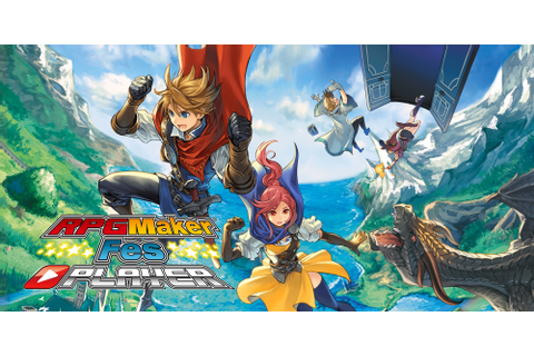 RPG Maker Player | Nintendo 3DS download software | Games ...