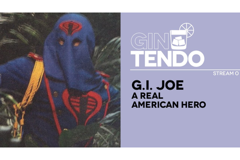 Gintendo stream #00: G.I. Joe: A Real American Hero [NES ...