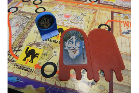 Shrieks & Creaks Board Game Review and Instructions ...