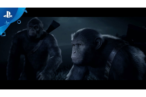 Planet of the Apes: Last Frontier – PGW 2017 Trailer ...
