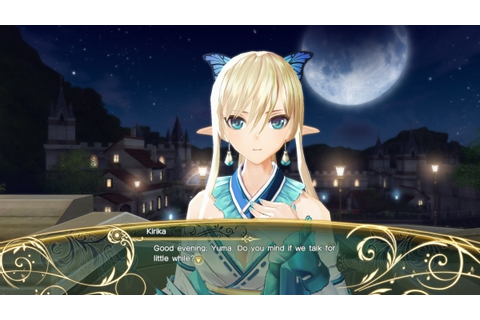 One hour of Shining Resonance Refrain English gameplay ...