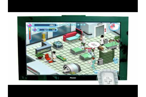 Hysteria Hospital: Emergency Ward (new trailer) - Nintendo ...