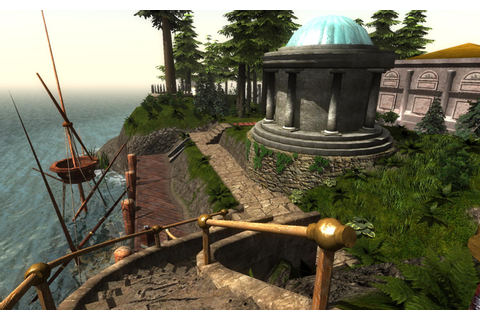 Classic PC puzzle game Myst to be adapted into a TV series