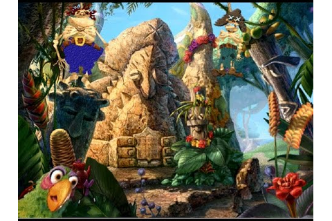 Muppet Treasure Island (PC) game - Scene 4 - Treasure ...