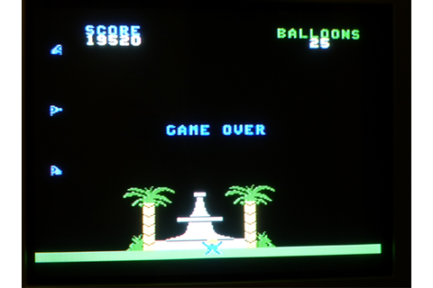 Season 6 Round 11 - Gust Buster - ColecoVision High Score ...