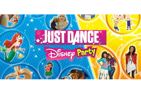 Just Dance: Disney Party Song List Announced | Everybody Plays