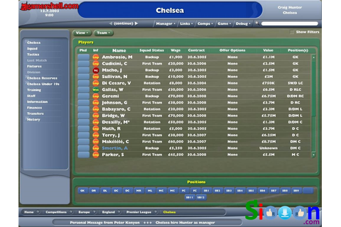 How to Download Game PC Football Manager 2005 (FM 2005 ...