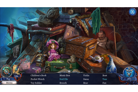 Grim Legends 3: The Dark City - Images & Screenshots ...