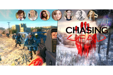 Chasing Dead | Wii U download software | Games | Nintendo