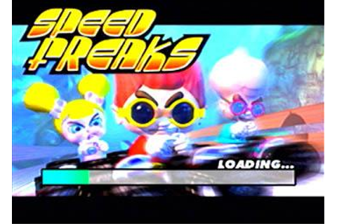 Screens: Speed Freaks - PlayStation (1 of 10)