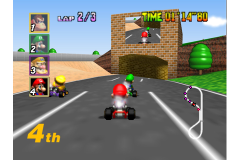 The Top 10 Games Ever Released on the N64 - GamerBolt