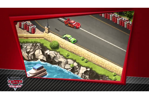 Cars Hotshot Racing Android Java Game Trailer - YouTube