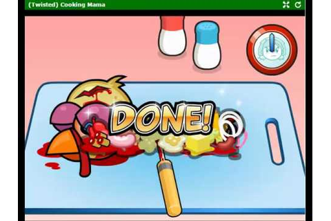 Play (Twisted) Cooking Mama Game Online - Top Arcade Game ...