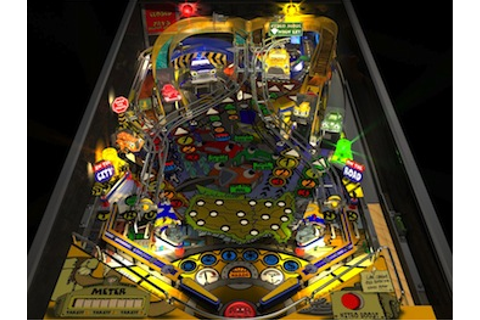 Pro Pinball: Big Race USA (Video Game) - TV Tropes