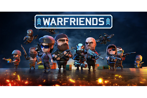 Chillingo releases their newest game WarFriends onto ...